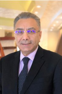 photo of Dr. Ghanim